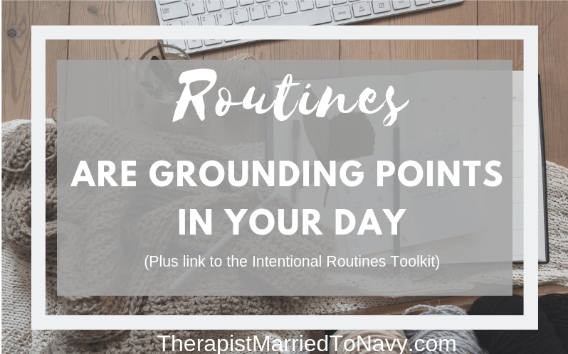 Why Routines Are Important for Your Mental Health