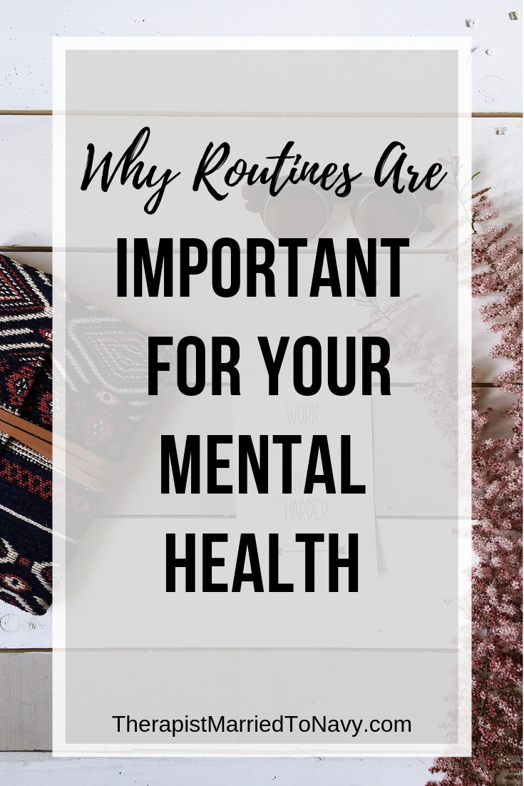 Why Routines Are