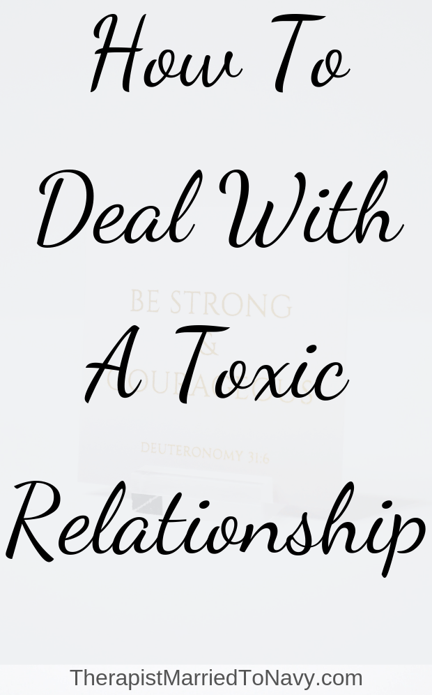 Toxic Relationships That We Love